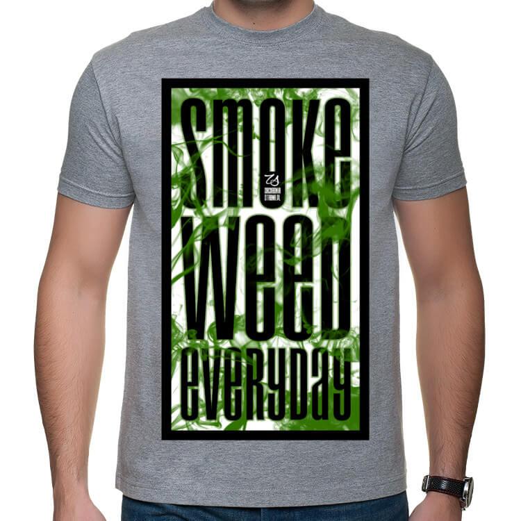 Koszulka męska Smoke weend everyday