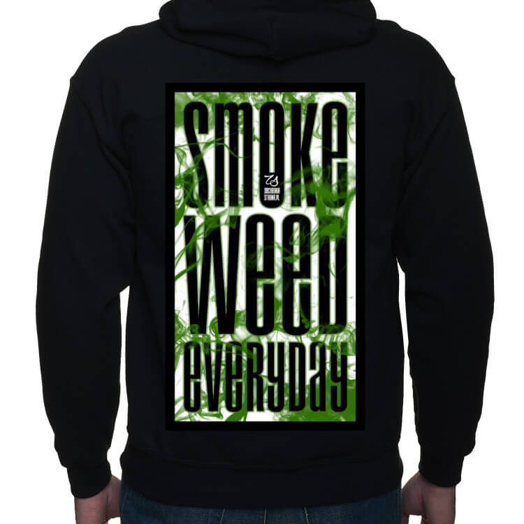 Bluza męska Smoke weed everyday