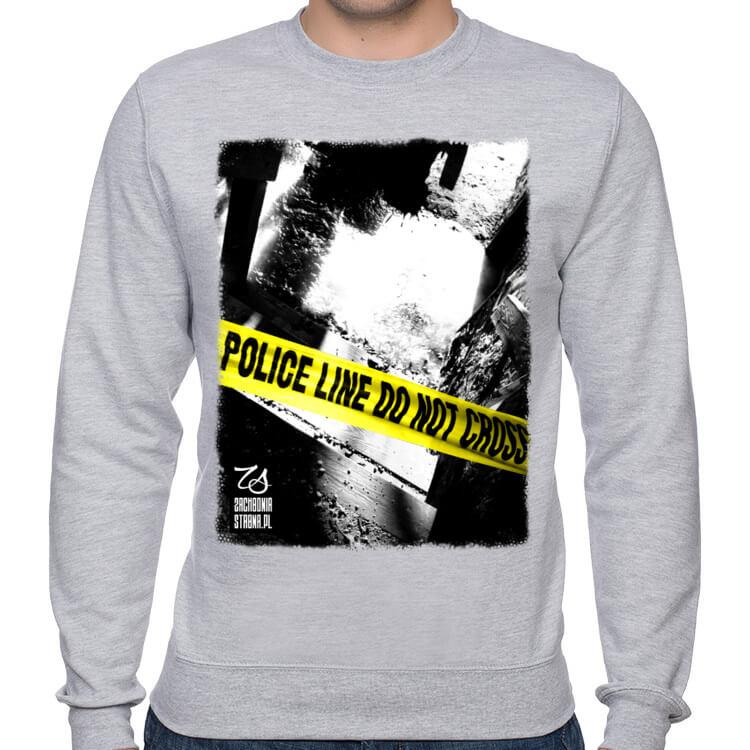 Bluza męska Police line
