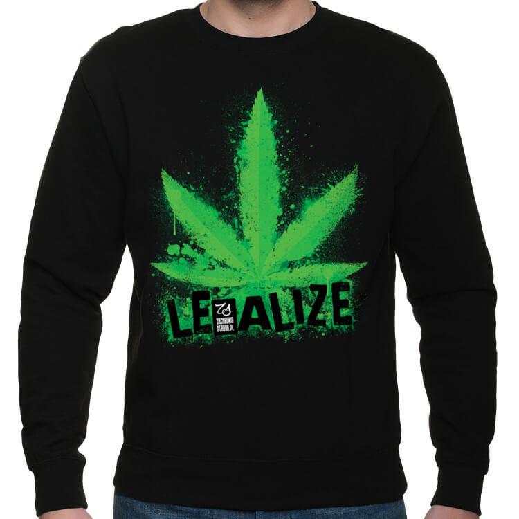 Bluza klasyczna LEGALIZE