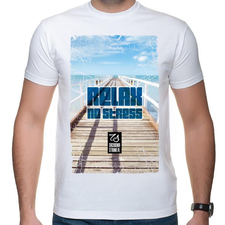 Koszulka Relax, no stress