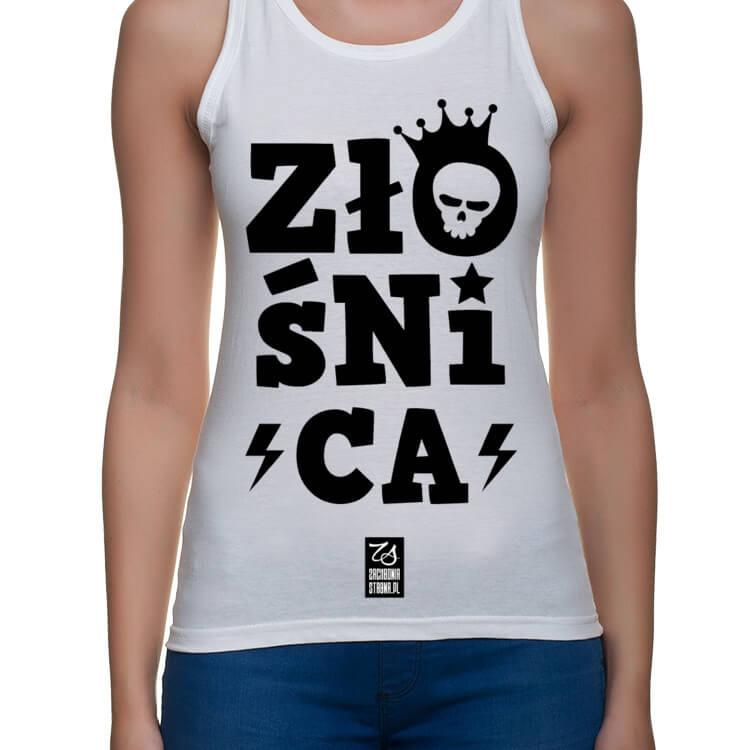 Koszulka damska Złośnica