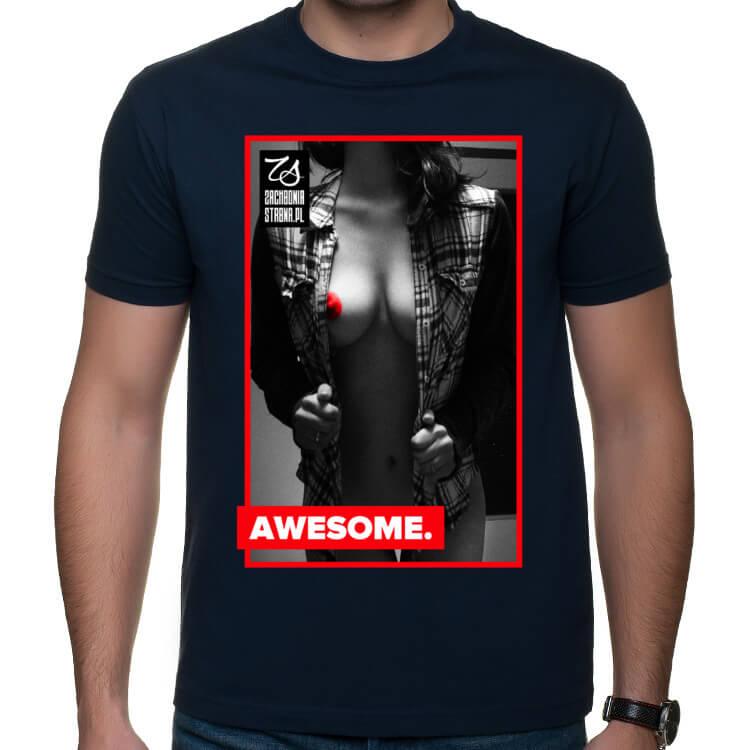 Koszulka Awesome