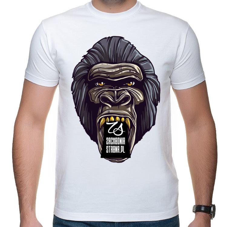 Koszulka męska Bardzo zła małpa