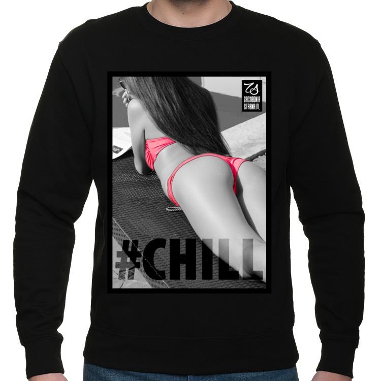 Klasyczna bluza męska Chill