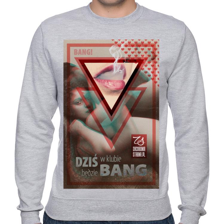 Bluza męska BANG!
